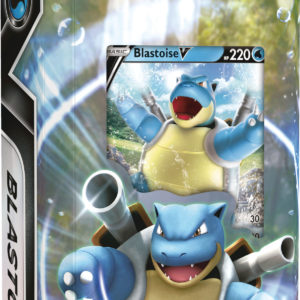 Pokemon Blastoise V Battle Theme Deck