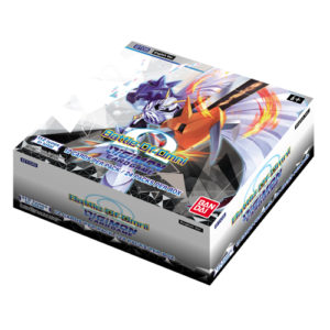 Digimon Card Game - Battle Of Omni Booster Box BT05