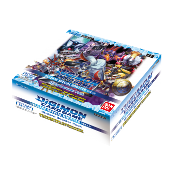 Digimon Card Game Booster Display Ver.1.0 BT01-03