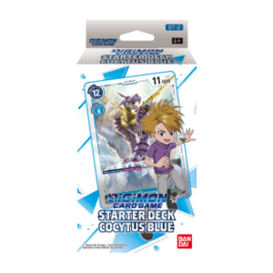 Digimon Card Game Cocytus Blue Starter Deck-legion-cards