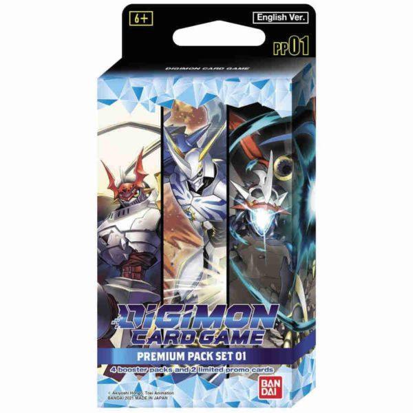Digimon Card Game - Premium Pack PP-01