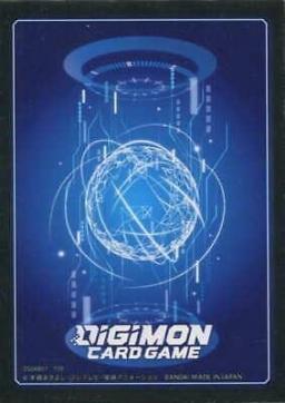 Digimon Card Game Sleeves V3