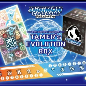 Digimon Card Game - Tamer's Evolution Box PB-01Digimon Card Game - Tamer's Evolution Box PB-01