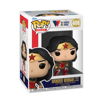 Funko POP! Heroes: WW 80th - Wonder Woman (ATwistOfFate)