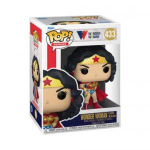 Funko POP! Heroes: WW 80th - Wonder Woman (ClassicW/Cape)