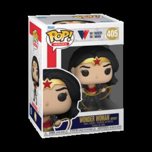 Funko POP! Heroes: WW 80th - Wonder Woman (Odyssey)