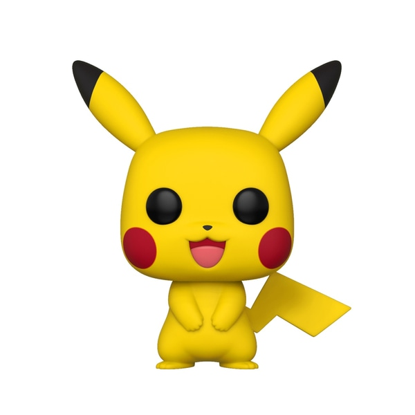 Funko POP! Pokemon - Pikachu #353 Figure Legion Cards