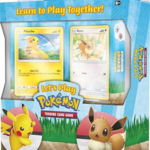 Let's Play Pokemon Box
