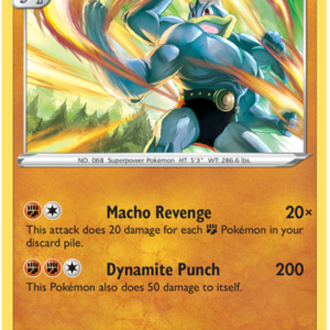 Machamp 026-073 - Champion's Path - Holo Rare