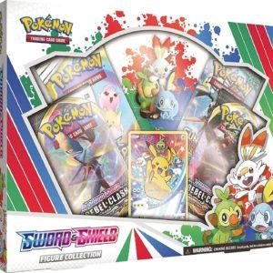 Pokémon Sword & Shield Figure Collection Box