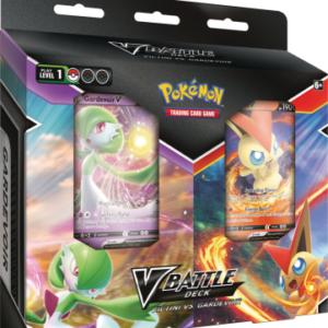 Pokemon Battle Deck Bundle Victini vs Gardevoir