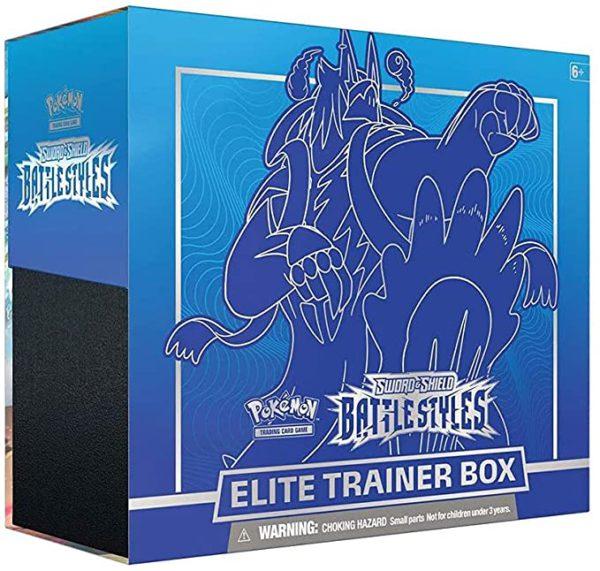 Pokemon Battle Styles Elite Trainer Box Rapid Strike Urshifu