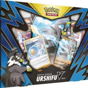 Pokemon Battle Styles Rapid Strike Urshifu V Box