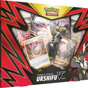 Pokemon Battle Styles Single Strike Urshifu V Box