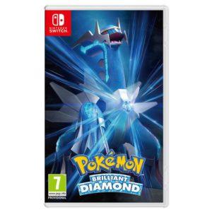 Pokemon Brilliant Diamond Nintendo Switch