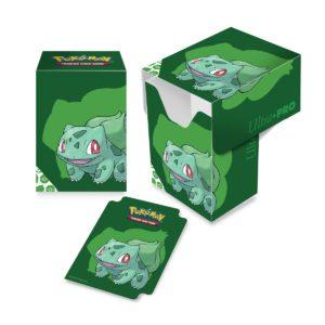 Pokemon Bulbasaur Theme Ultra Pro Deck-Box