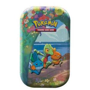 Pokemon Celebrations Hoenn Region Mini Tin