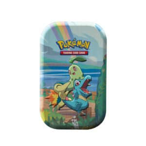 Pokemon Celebrations Johto Region Mini Tin