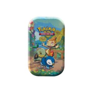 Pokemon Celebrations Sinnoh Region Mini Tin