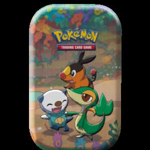 Pokemon Celebrations Unova Region Mini Tin