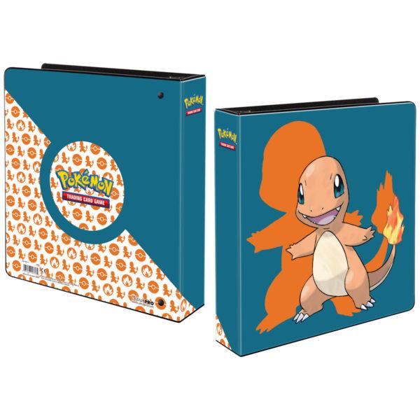 Pokemon Charmander Album-Ντοσιε