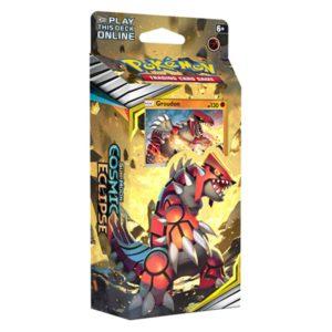 Pokemon Cosmic Eclipse Groudon Theme Deck