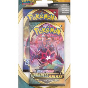 Pokemon Darkness Ablaze 2-Pack Blister