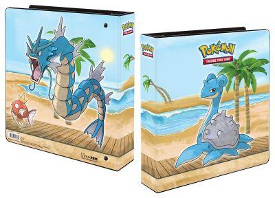Pokemon Gallery Seaside Album