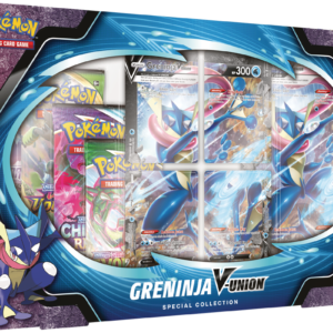 Pokemon Greninja V-UNION Special Collection Box