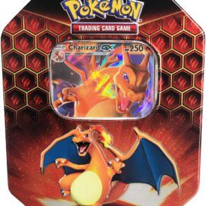 Pokemon Hidden Fates Tin Charizard