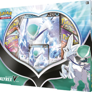 Pokemon Ice Rider Calyrex V Box