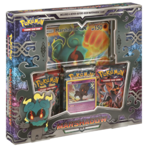 Pokemon Marshadow Box