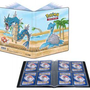 Pokemon Seaside 4-Pkt Portfolio