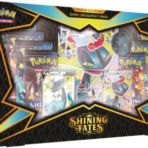 Pokemon Shining Fates Dragapult VMAX Box