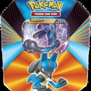 Pokemon Spring 2021 Tin - Lucario V