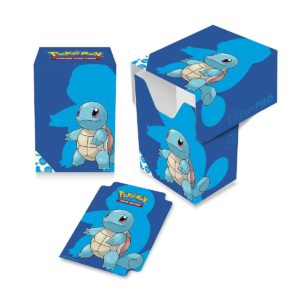 Pokemon Squirtle Theme Ultra Pro Deck-Box