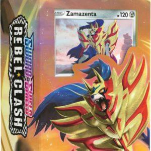 Pokemon Sword & Shield Rebel Clash Theme Deck - Zamazenta