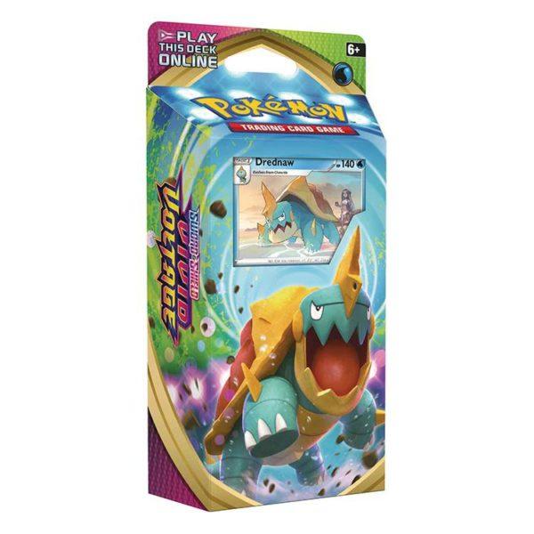 Pokemon Sword & Shield Vivid Voltage Theme Deck Drednaw Legion Cards