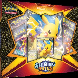 Pokemon - Shining Fates - Pikachu V Box