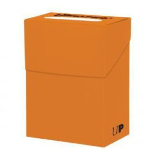 Ultra Pro Orange Deck-Box-legion-cards-gr