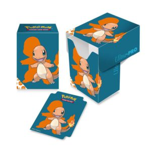Ultra Pro Pokemon Charmander Deck Box