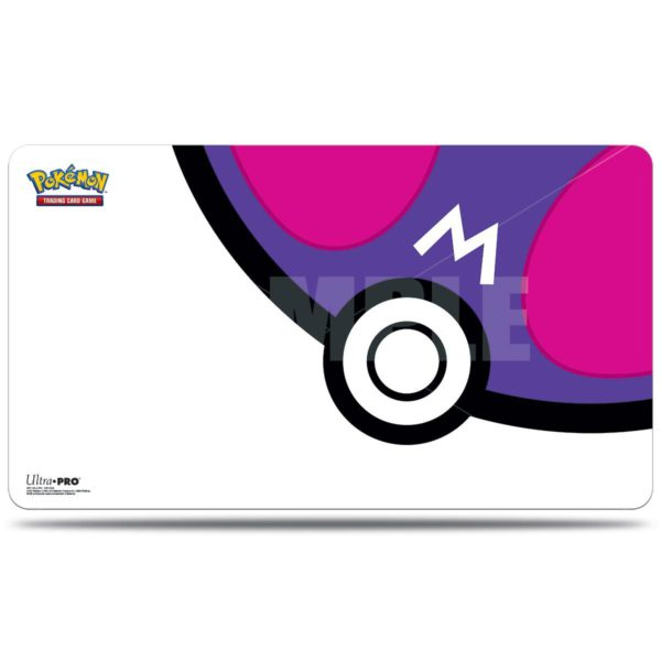 Ultra Pro Pokemon Master Ball Playmat