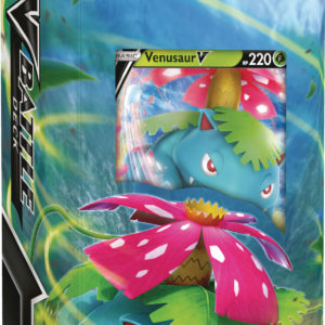 Venusaur V-Battle-theme-Deck