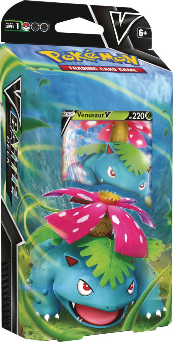 Venusaur V-Battle-theme-Deck