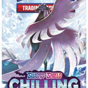pokemon SS6 Chilling Reign Booster packs