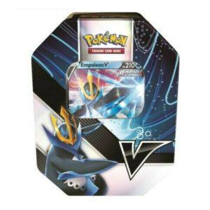 pokemon Summer V Tin 2021 Empoleon