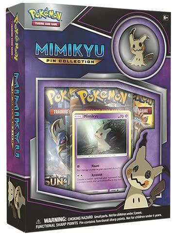 pokemon TCG Mimikyu Premium Collection