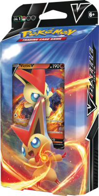 pokemon Victini V Battle Deck