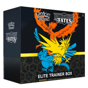 pokemon hidden fates elite trainer box ellada