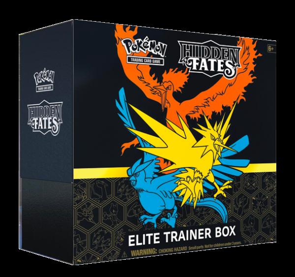 pokemon hidden fates elite trainer box ellada